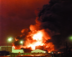 1978 Salisbury Oil Depot fire