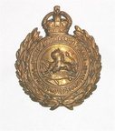 BSAP Cap badge 1933 to 1947