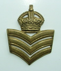 Sergeant w crown