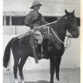 Trooper in 1940 (note the long rifle bucket)