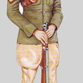 Sergeant in the District Branch (pre-1950)