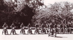 1958 Motor Cycle Escort