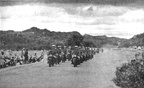 Royal Escort for King and Queen to Matopos 1947 visit