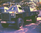Mine Protected Vehicles