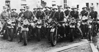 1935 Byo Motorcycle Squad