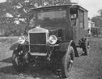 1929 Willys Overland Crossley 30-35 cwt B1 Manchester lorry