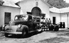 1946 Chevrolet half-ton and Rescue Recovery Equipment trailer Vic Falls